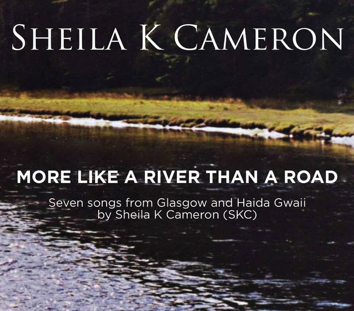 New release from Sheila K Cameron